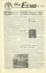The Echo: May 15, 1951 by Taylor University