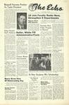 The Echo: September 18, 1951 by Taylor University