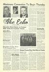 The Echo: November 6, 1951 by Taylor University