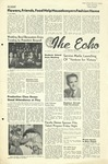 The Echo: February 19, 1952 by Taylor University