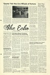 The Echo: April 22, 1952 by Taylor University