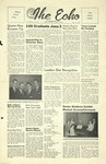 The Echo: May 21, 1952 by Taylor University