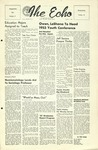 The Echo: October 7, 1952 by Taylor University