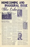 The Echo: October 15, 1952 by Taylor University