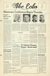 The Echo: November 4, 1952 by Taylor University