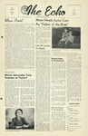 The Echo: December 2, 1952 by Taylor University
