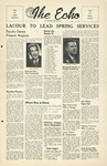 The Echo: February 10, 1953 by Taylor University