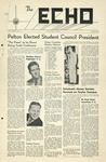 The Echo: March 24, 1953 by Taylor University