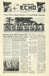 The Echo: October 21, 1953 by Taylor University