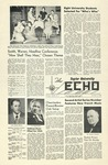 The Echo: November 10, 1953 by Taylor University