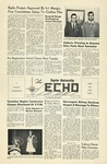The Echo: November 24, 1953 by Taylor University