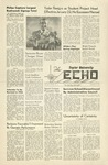 The Echo: January 12, 1954 by Taylor University