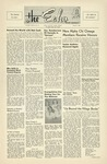 The Echo: March 2, 1954 by Taylor University