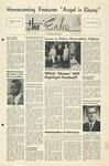 The Echo: September 28, 1954 by Taylor University