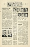 The Echo: November 9, 1954 by Taylor University