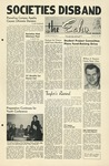 The Echo: February 22, 1955 by Taylor University