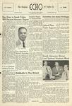 The Echo: September 28, 1955 by Taylor University