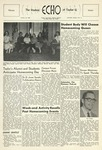 The Echo: October 19, 1955 by Taylor University
