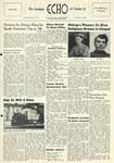 The Echo: November 9, 1955 by Taylor University