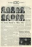 The Echo: November 16, 1955 by Taylor University