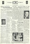 The Echo: January 11, 1956 by Taylor University