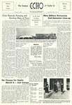 The Echo: February 8, 1956 by Taylor University