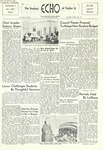 The Echo: February 15, 1956 by Taylor University