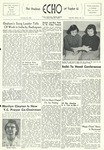 The Echo: February 22, 1956 by Taylor University