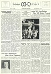 The Echo: February 29, 1956 by Taylor University