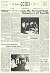 The Echo: March 14, 1956 by Taylor University