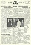 The Echo: May 16, 1956 by Taylor University