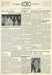 The Echo: October 2,1956 by Taylor University
