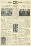 The Echo: December 5, 1956 by Taylor University
