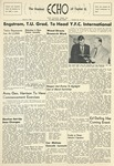 The Echo: March 6, 1957 by Taylor University