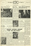 The Echo: April 10, 1957 by Taylor University