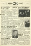 The Echo: April 30, 1957 by Taylor University