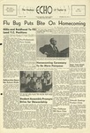 The Echo: October 9, 1957 by Taylor University
