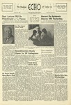 The Echo: October 26, 1957 by Taylor University