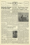 The Echo: February 5, 1958 by Taylor University