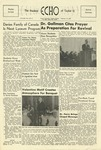 The Echo: February 19, 1958 by Taylor University
