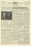 The Echo: March 5, 1958 by Taylor University