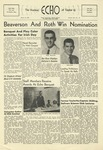 The Echo: March 19, 1958 by Taylor University