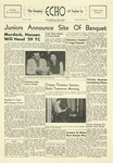 The Echo: May 14, 1958 by Taylor University