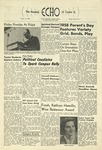 The Echo: October 15, 1958 by Taylor University
