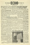 The Echo: December 10, 1958 by Taylor University