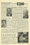 The Echo: May 20, 1959 by Taylor University