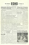 The Echo: November 19, 1959 by Taylor University