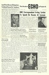 The Echo: December 17, 1959 by Taylor University