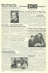 The Echo: February 11, 1960 by Taylor University