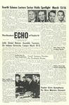 The Echo: March 10, 1960